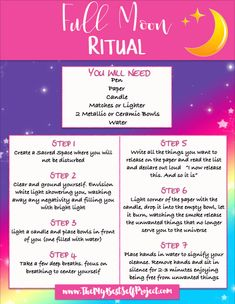 Get Your Freebies Here! New Moon Manifesting Ritual Full Moon Ritual Printable Cold Remedy Cheat Sheet Ultimate UTI Remedy Check List Get Your Freebies Here! New Moon Manifesting Ritual Full Moon Ritual Printable Cold Remedy Cheat Sheet Ulti New Moon Full Moon, Full Moon Spells, Full Moon Party, Full Moon Ritual, When Is Full Moon, Samhain Ritual, Full Moon Meditation, Uti Remedies, Cold Moon