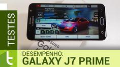 Desempenho do Galaxy J7 Prime | Teste de velocidade oficial do TudoCelular