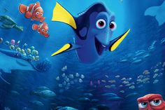 Which 'Finding Dory' Character Are You? - Under the sea with Pixar, which character would you be? - Quiz