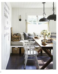 Dining Rooms On Pinterest Windsor Chairs New England Homes And