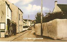 Albion Street, circa 1960's - 70's South Devon, 1960s, Street, Sixties Fashion, Walkway
