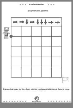 Kleuters digitaal! Codeer met Pixels - Kleuters digitaal! Visual Perceptual Activities, Graphing Activities, Preschool Worksheets, Preschool Activities, Free Puzzles For Kids, Was Ist Pinterest, Coding For Kids, Learning Styles, Pixel Art