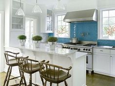 Imagenes de cocinas sencillas para espacios reducidos