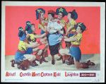 Movie Poster, Lobby Card, Australian Daybill, Vintage Movie Posters, Autograph Abbott and Costello