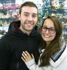 Congratulations Chris & Abigail