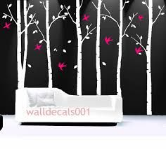 Image result for tree wall decal white