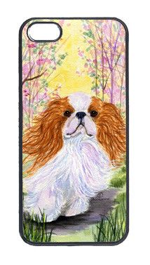 English Toy Spaniel Cell Phone Cover IPHONE 5
