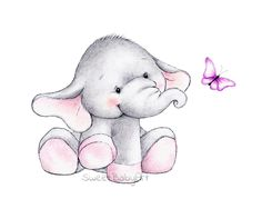 Cute elephant #elephant #toys #drawing #childrenillustration #pencildrawing #nursery #nurserydecor #cute #animals #handdrawing #nurseryart #greetingcard #babyshower