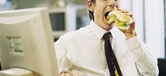 Don't Multitask When Eating