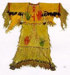 Ghost Dance Dress Lakota Sioux