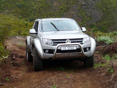 Arctic Trucks VW Amarok AT33 Wide-body.