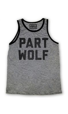 part wolf tank