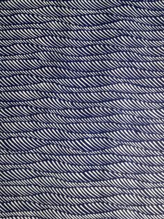Kuroda-ya is a shop in Asakusa that sells traditional Japanese paper called Washi. I fall in love with this pattern that looks like water.