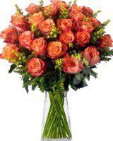 oranžové růže Floral Wreath, Wreaths, Decor, Floral Crown, Decoration, Door Wreaths, Deco Mesh Wreaths, Decorating, Floral Arrangements