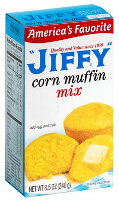 13 Best Corn Muffin Mix images in 2019 | Cooking recipes