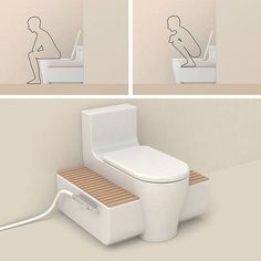 THE TOILET DESIGN ALLOWS FOR USE BOTH WHEN SITTING OR SQUATTING TO ENSURE CULTURAL ACCEPTANCE AROUND THE WORLD by loolaboo. #toilet #design #industrialdesign #tech #technology #hightech #newtech #technews #wc #techolony #news #newtechnology #techtrends #trend #computer #electronic #bestidea #nanotech #mobileapp #crowdfunding #crowd #indiegogo #kickstarter #campaign #science #idea #newidea #tech2016 #ai #it by techolony