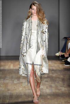Jenny Packham (Spring-Summer 2015) R-T-W collection at New York Fashion Week  #AgataDanilova #AnnaFokina #AnnaPiirainen #CarolineMathis #CharlotteNolting #CristinaHerrmann #DariaPiot #ElizaHartmann #EmilyAstrup #FrancesCoombe #FridaMunting #GianYoo #GiulianaCaramuto #GraceMcGrade #JennyPackham #JiYoungKwak #NewYork #RiaSerebryakova #SerenaMarques #SigneRasmussen #SofiaFisher See full set - http://celebsvenue.com/jenny-packham-spring-summer-2015-r-t-w-collection-at-new-york-fashion-week/