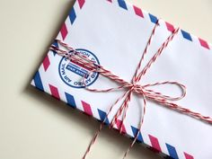 Air Mail Envelopes f