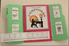 World's Greatest Composers Curric. *for a later date*