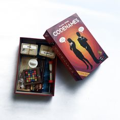 Codenames // Price: $27.95 & FREE Shipping Worldwide //  We accept PayPal and Credit Cards.    #gameronboard #boardgame #cardgame #game #puzzle #maze #toys #chess #dice #kendama #playingcards #tilegames