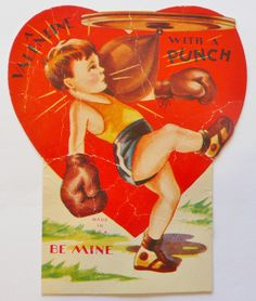 A VALENTINE WITH A PUNCH   Flickr - Photo Sharing!
