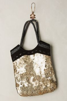 Lorca Sequined Tote - anthropologie.com