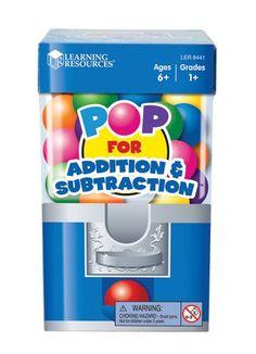 POP för addition och subtraktion