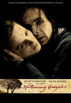 *-* Ralph Fiennes + Juliette Binoche Wuthering Heights Juliette Binoche and Ralph Fiennes Catherine Earnshaw Heathcliff Emily Bronte, Ralph Fiennes, Old Movies, Great Movies, Jane Austen, Movies Showing, Movies And Tv Shows, I Love Books, Good Books