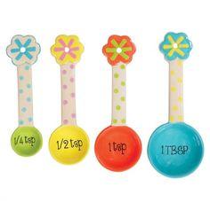 cute measuring spoons