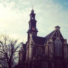 Westerkerk @ Amsterdam