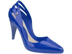 Classic Heel (Azul Reebok Opaca)