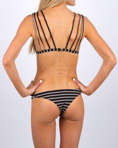 Tori Praver Chandak Halter Bikini Top