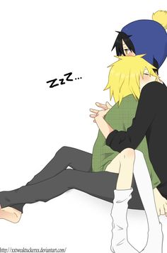 Craig and Tweek- South park yaoi THIS IS SO CUTE I MIGHT DIE!