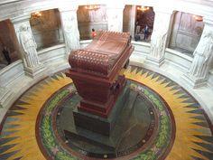 Napoleon's Tomb, Invalides.  Paris.