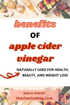 Apple Cider Vinegar can be used for so many things ! Here are 5 health benefits! Apple cider vinegar benefits, Apple cider vinegar for fast weight loss, weight loss, Apple cider vinegar for hair, Apple cider vinegar for skin, Apple cider vinegar drink, Apple cider vinegar benefits drinking, Apple cider vinegar detox drink, Apple cider vinegar before bed, Apple cider vinegar keto, Apple cider vinegar recipes, Apple cider vinegar for colds, Apple cider vinegar daily