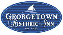 Georgetown Historic Inn & Three Rivers Dining Dining Menu, Three Rivers, Prince Edward Island, Burger King Logo, Restaurants, Spaces, Star, Kitchens, Diners