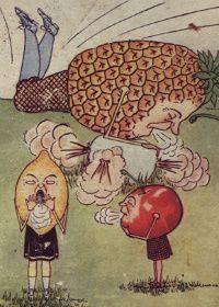 venturous vegetables