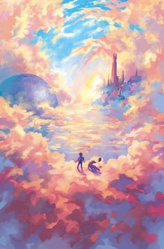 Above the cloud illustration Source by noayukka Related posts: Wallpaper Android – Illustration Inspiration. This illustration really caught my eye because it is v… Wallpaper Android – Horror Aesthetic Art Inspo, Kunst Inspo, Inspiration Art, Art And Illustration, Art Anime, Anime Kunst, Fantasy Kunst, Fantasy Art, Fantasy Forest