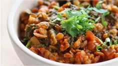 A quick & easy vegetarian curry by celebrity chef James Martin...