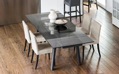 Tavolo baron ~ Omnia dinning table calligaris g tavolo vetro