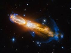 Hubble captura la muerte de una estrella