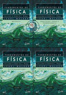 Fundamentos De Fisica Volumes 1 2 3 E 4 9ª Edicao Pdf Em 2020
