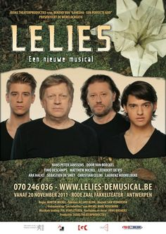 Lelies! The best Flemish musical EVER!!