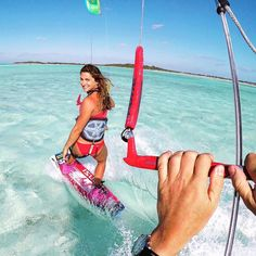 Almost Valentine's Day. Tag your best friend with whom you'd like to kitesurf! @chaconsorti