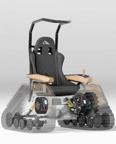Die Ziesel Komponenten/Spezifikationen machen Spitzenleistungen möglich. Mit der einfachen Steuerung ist er ebenso für Menschen im Rollstuhl geeignet.