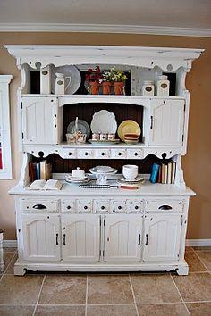 antique white hutch vaisselier blanc huche antique magasins d occasion clapier de
