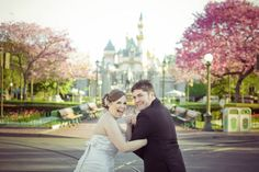 Disney Wedding Disneyland Wedding