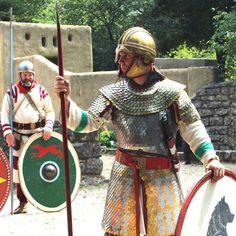 4th century heavy infantry