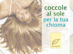L'esposizione a raggi solari e salsedine indebolisce e disidrata i #capelli. Dai laboratori #DrTaffi, la soluzione 100% #naturale e #CrueltyFree per ristabilire l'equilibrio dopo una lunga giornata estiva.  Find them now in our web-site!  #Sun and saltiness weaken and dehydrate Your #hair! Try DrTaffi solutions: #Mile and #Monoi to take care of Yout hair after a long summer day  - #Miglio Plus --> http://bit.ly/TWpZdo - Super #Monoi Gold --> http://bit.ly/1owNWEG