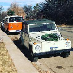 Dream Volkswagen couple.